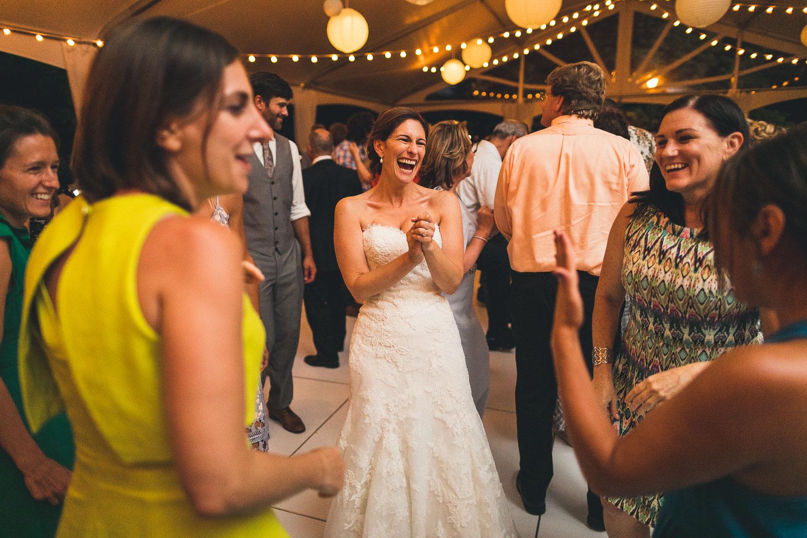 Fairleigh Dickinson University Wedding Reception