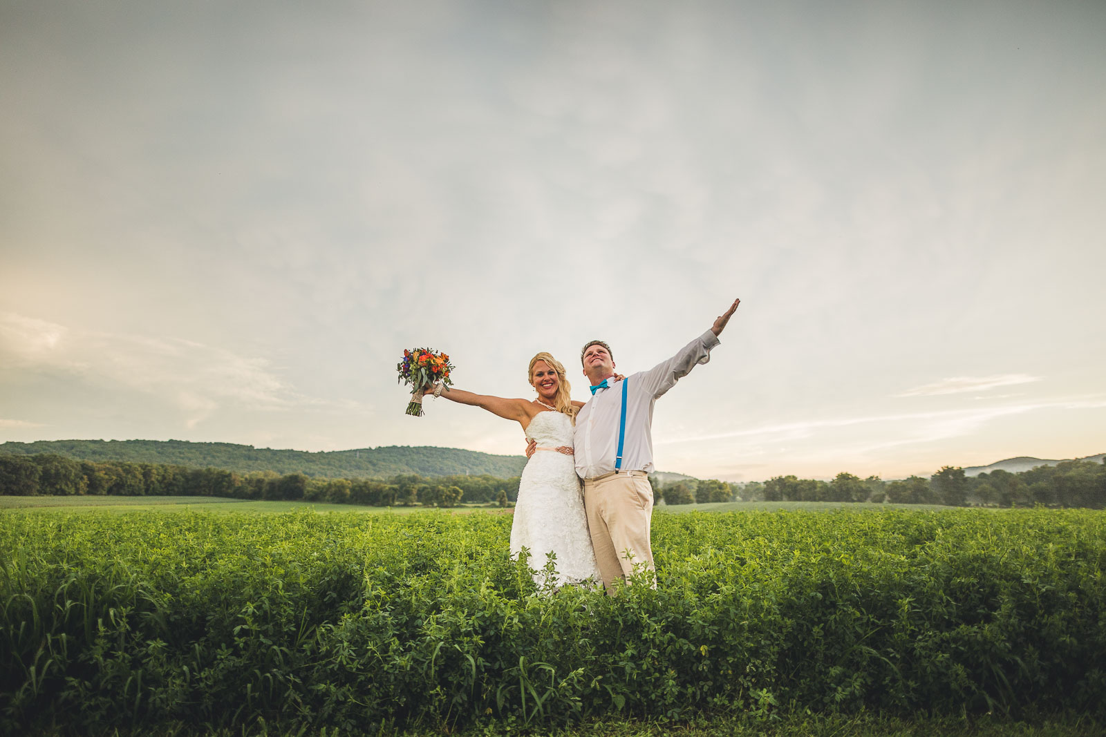Farm Wedding Photographer New Jersey
