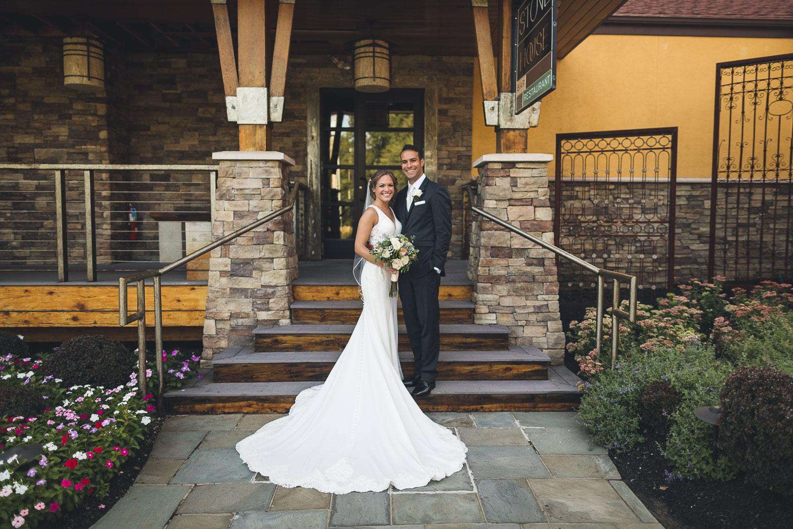 Wedding Photography The Stone House at Stirling Ridge