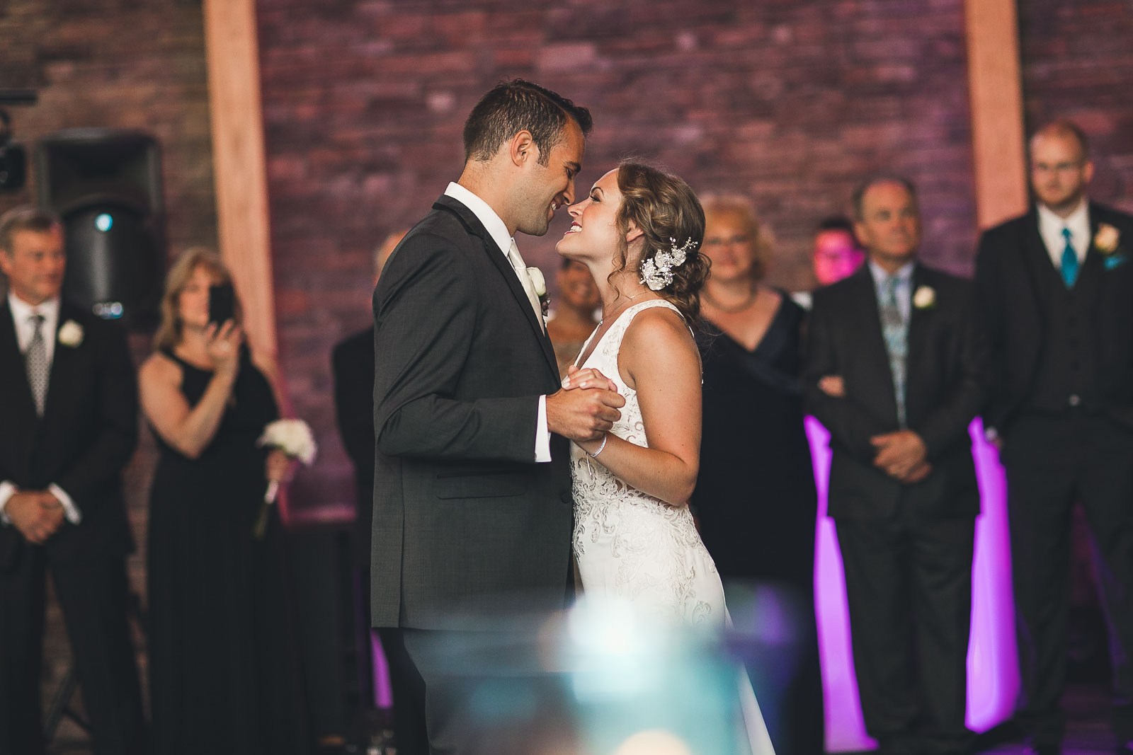 Stone House Wedding First Dance