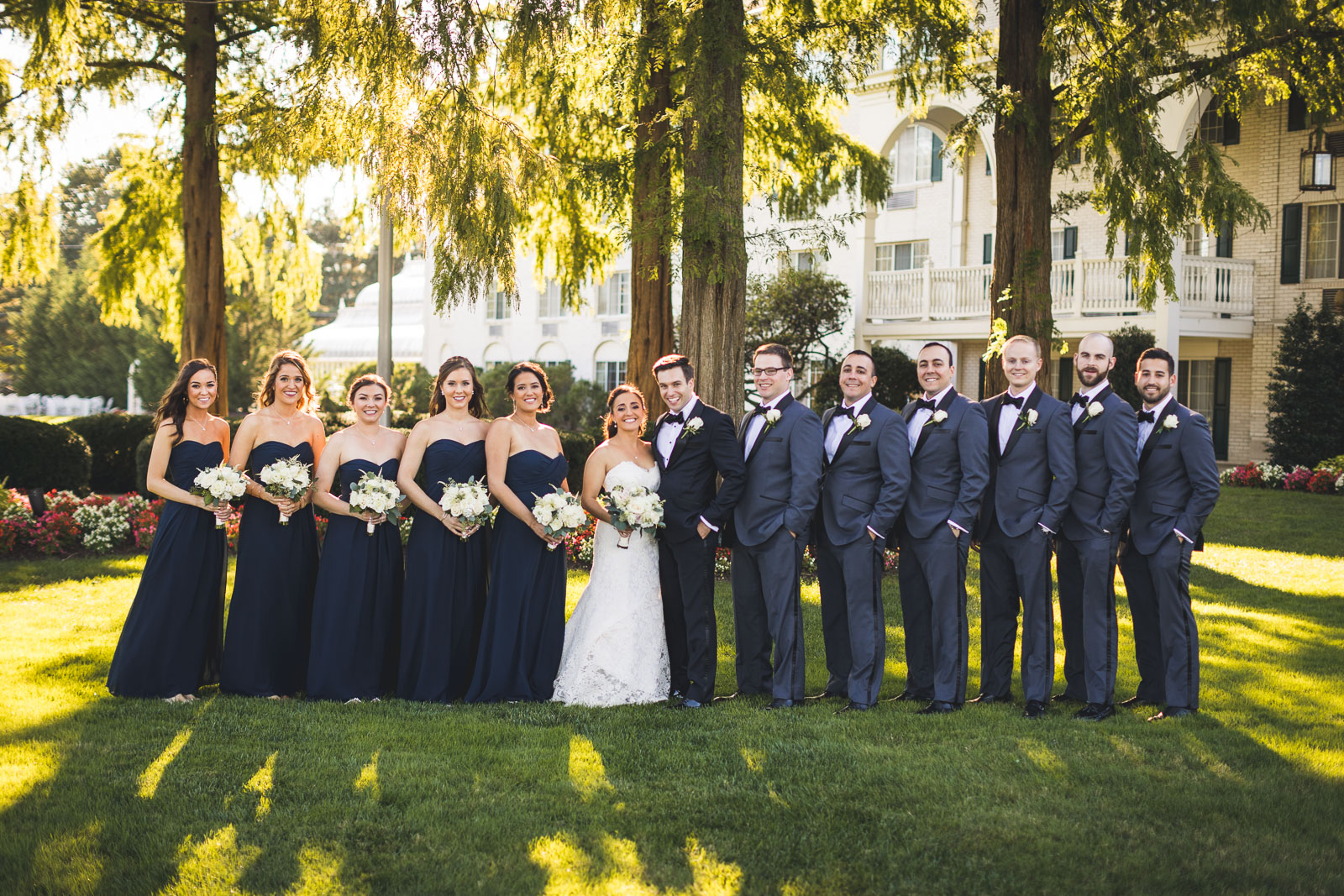 Wedding Party Photography Madison Hotel