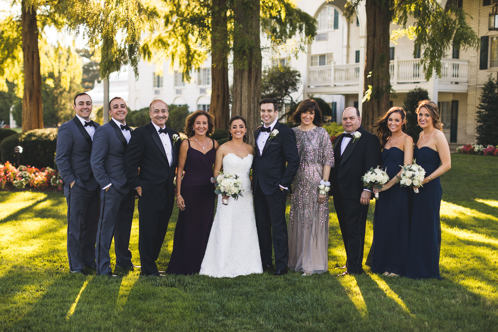 Family Formal Portraits at The Madison Hotel