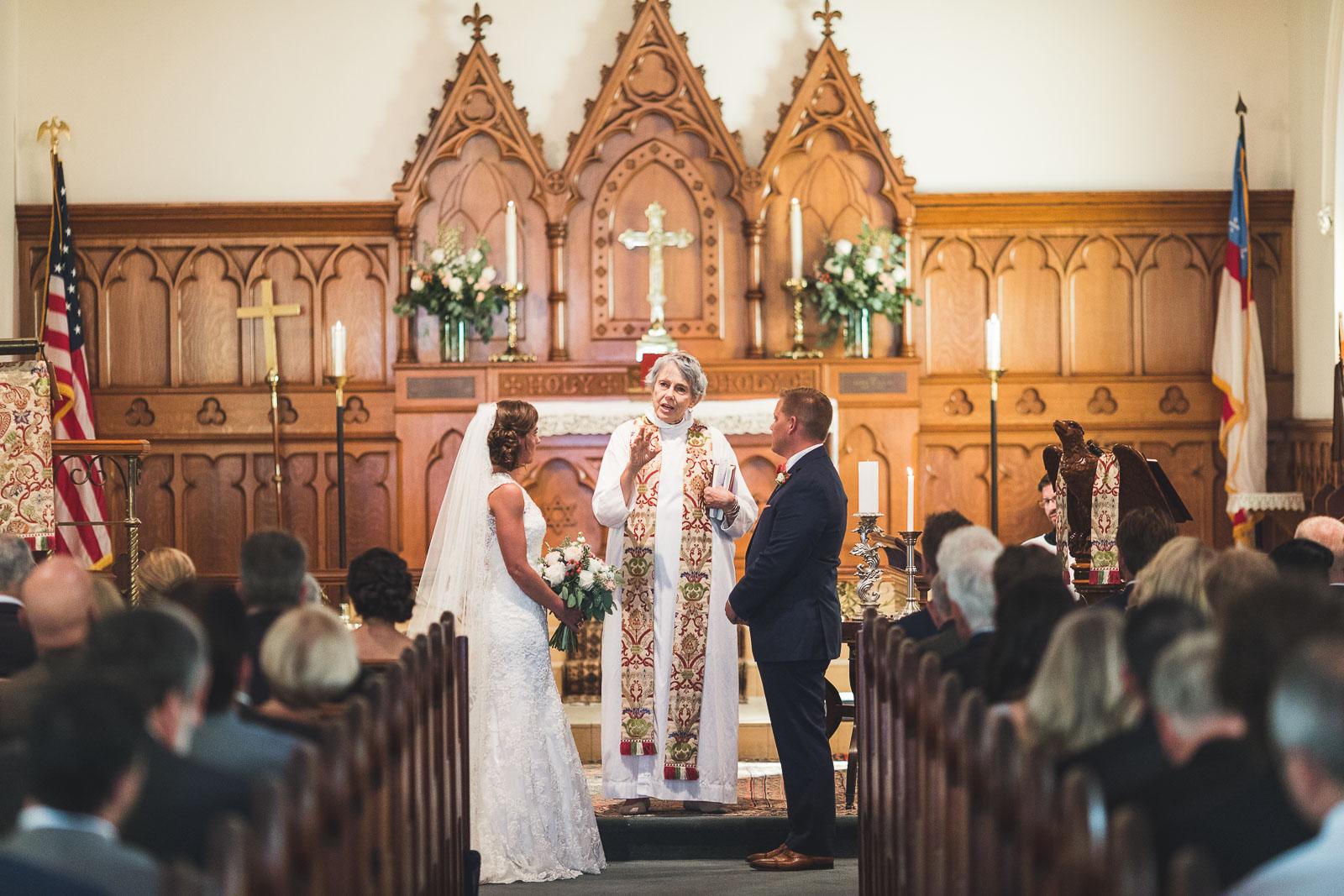 Holy Trinity Episcopal Church Spring Lake Wedding