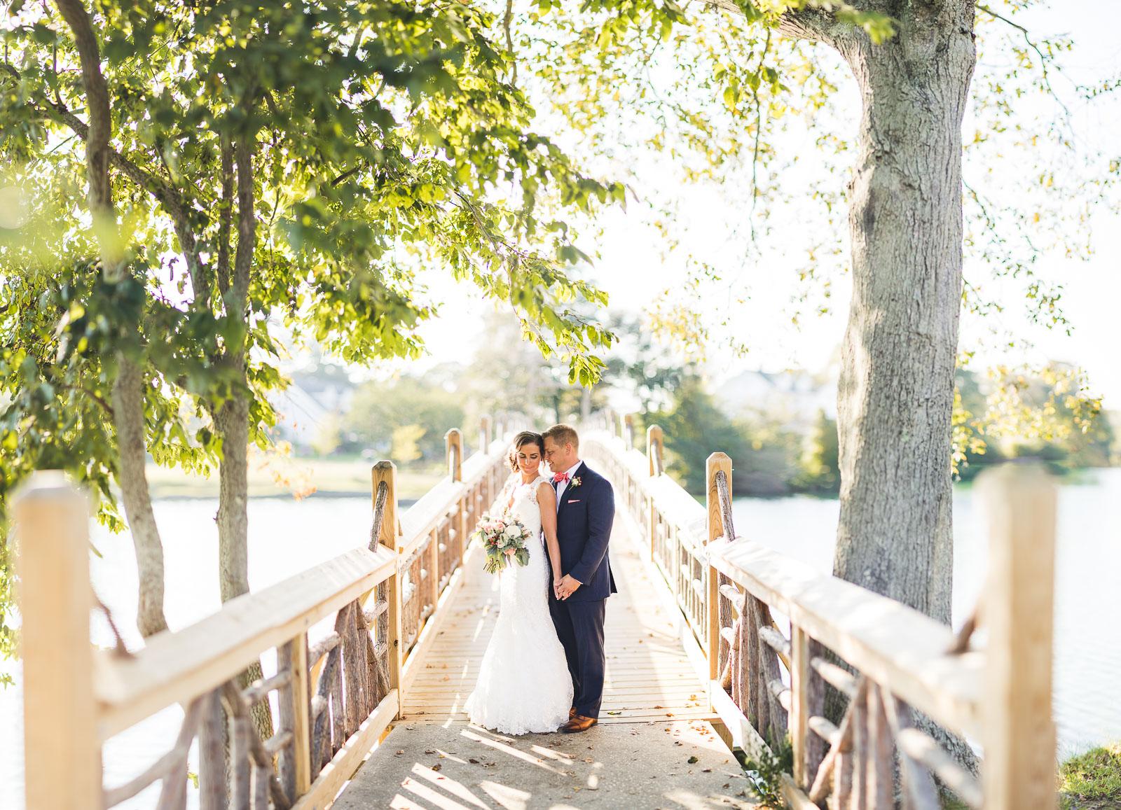 Spring Lake Creative Wedding Portraits