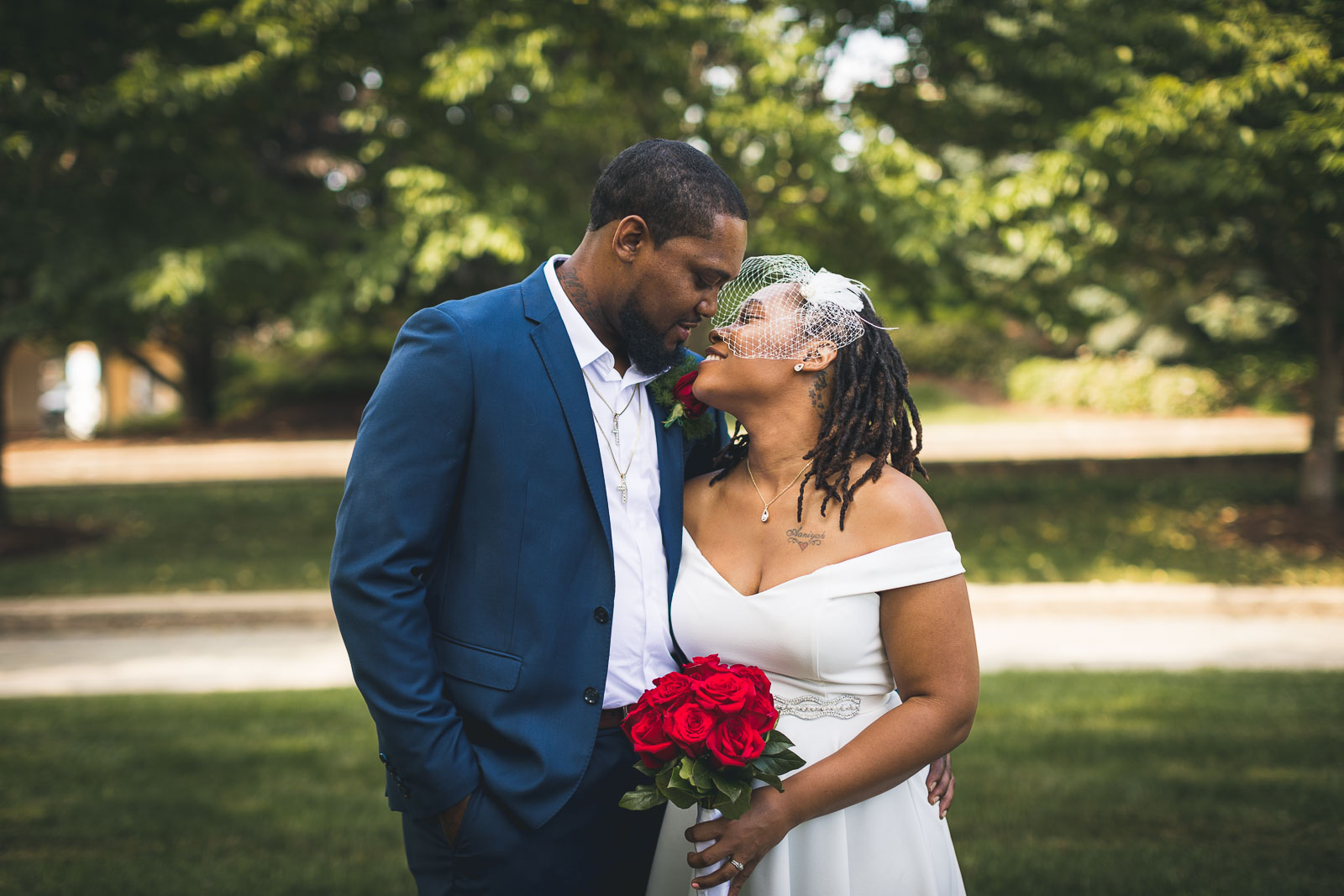 Madison NJ Elopement