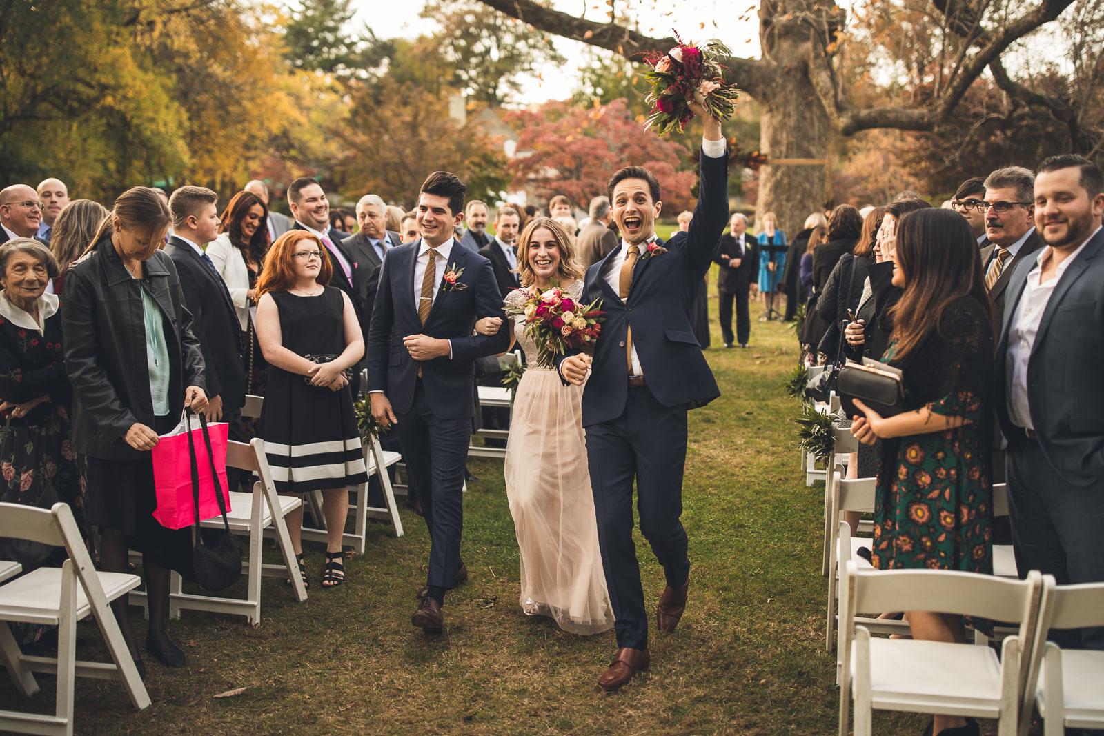 Siblings Celebrate Wedding