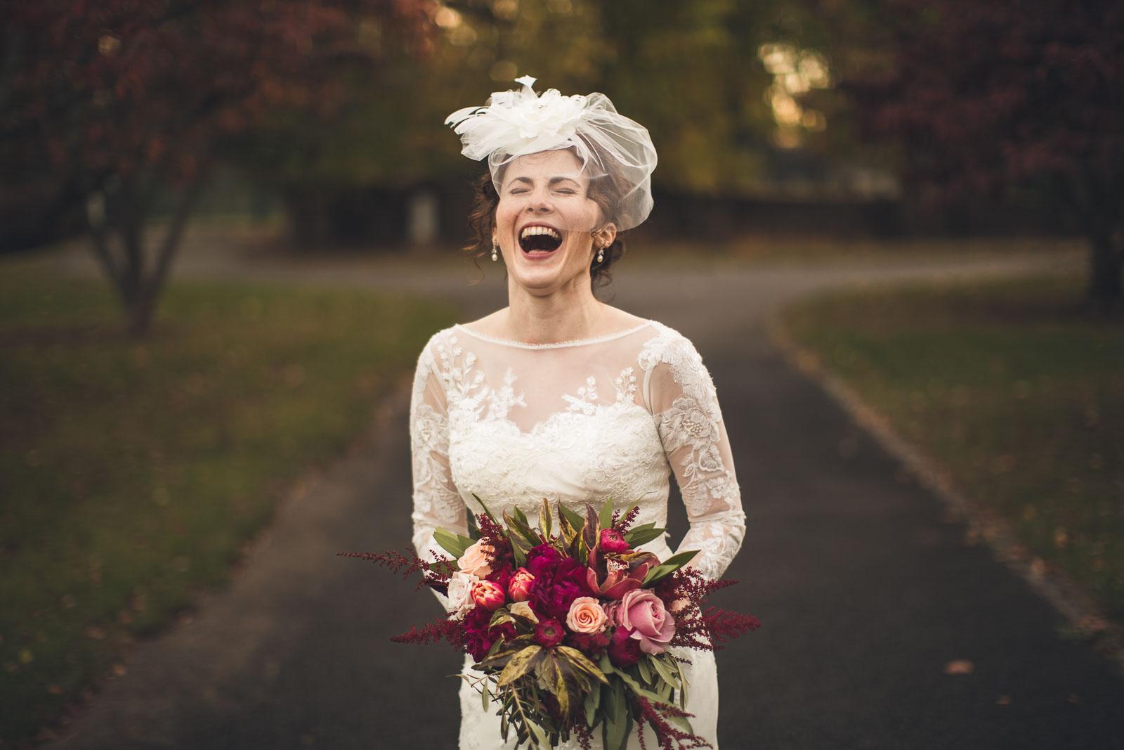 Bride Wedding Portrait New Jersey