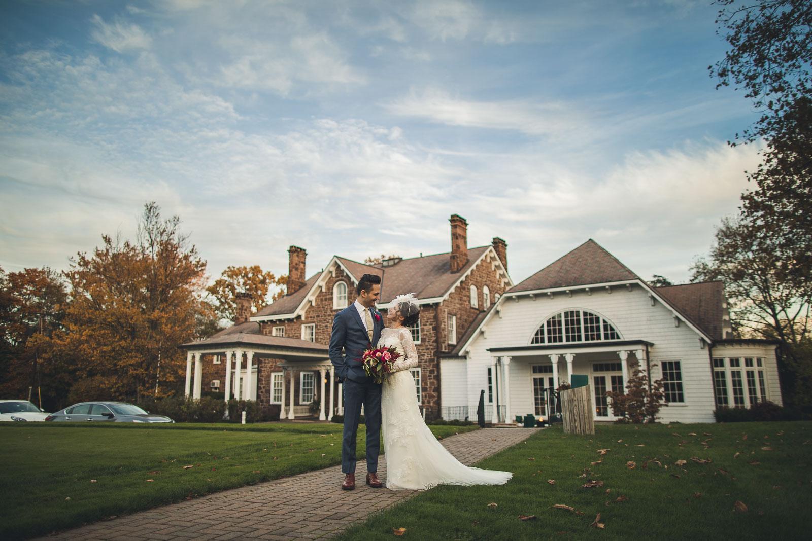 Orange Lawn Tennis Club Wedding Photography