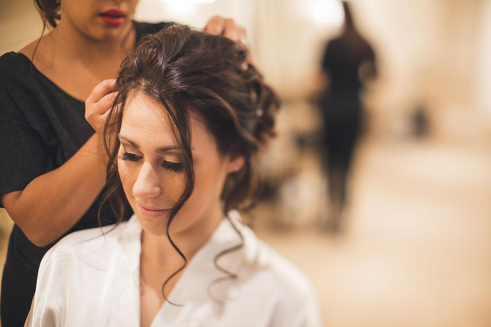 Grove Bridal Hair