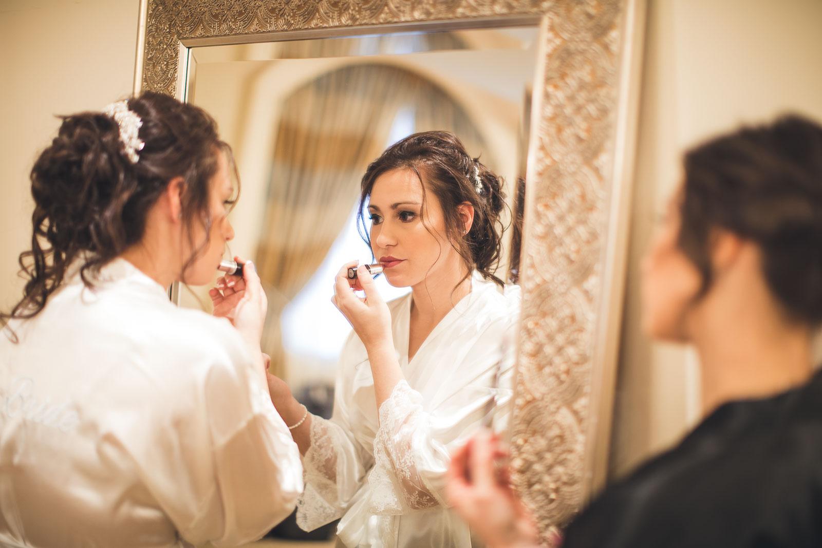 Grove  Bridal Makeup