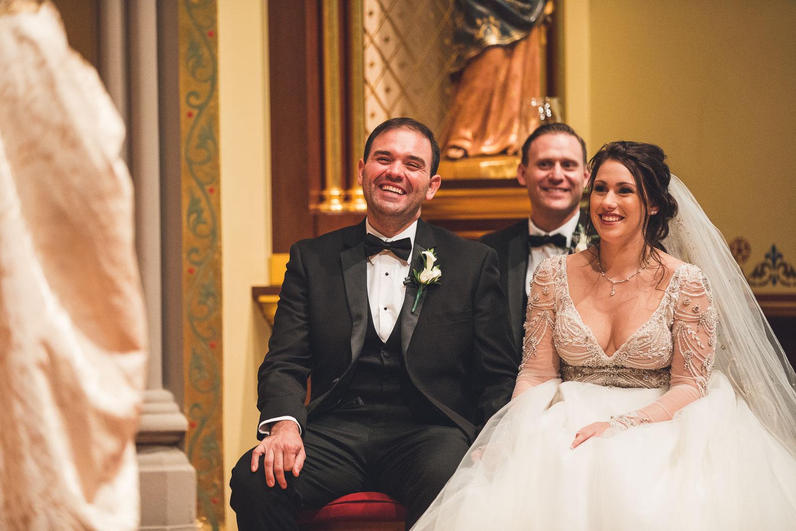 Wedding Happiness Seton Hall University