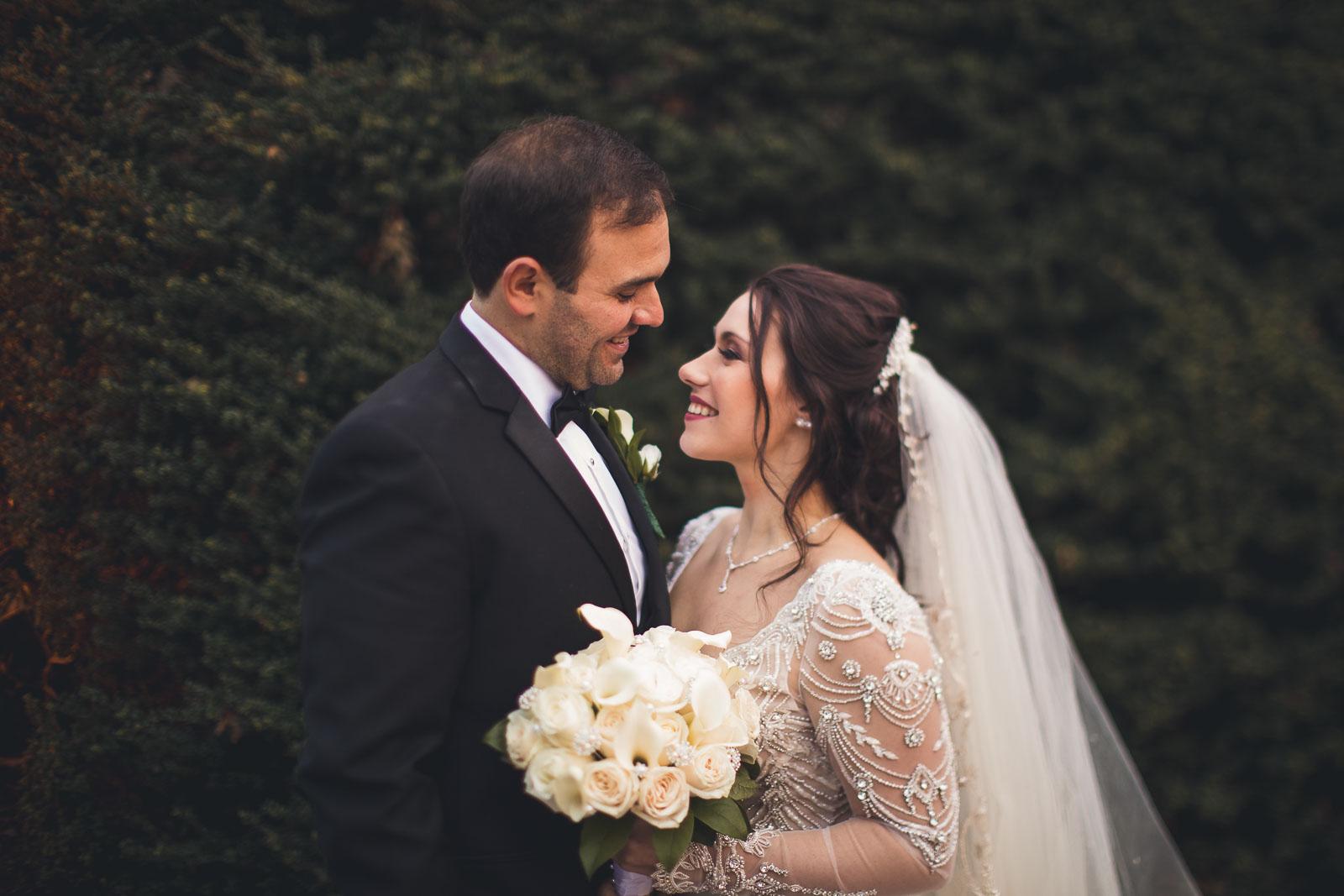 Seton Hall Wedding Portraits