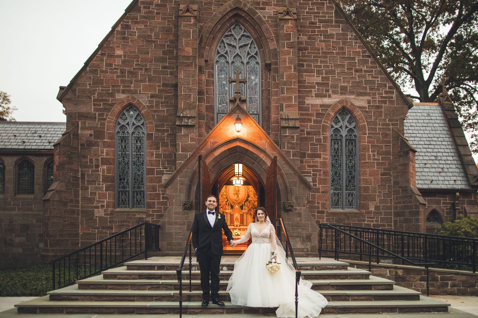Seton Hall Wedding Photography