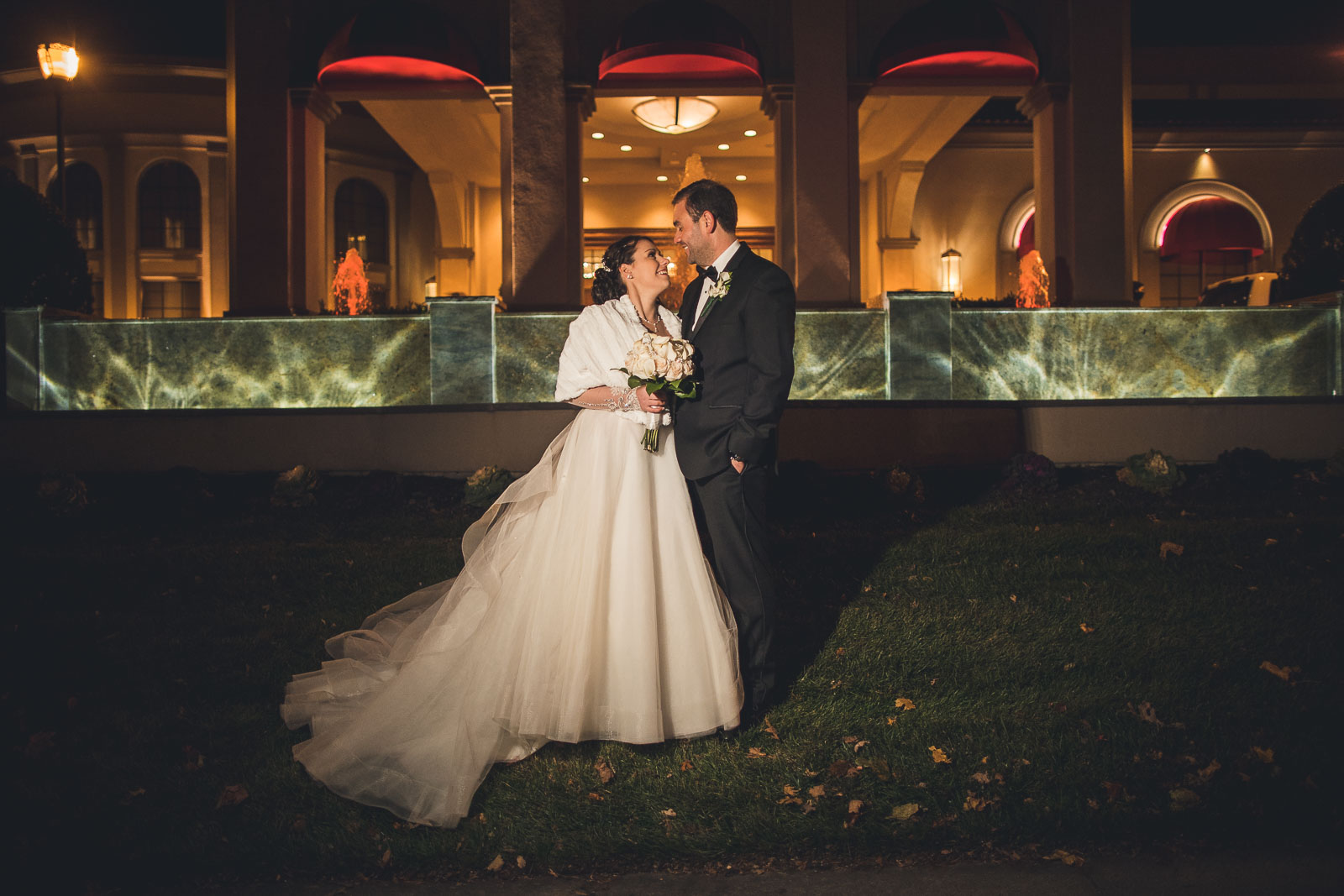 The Grove Wedding Photography