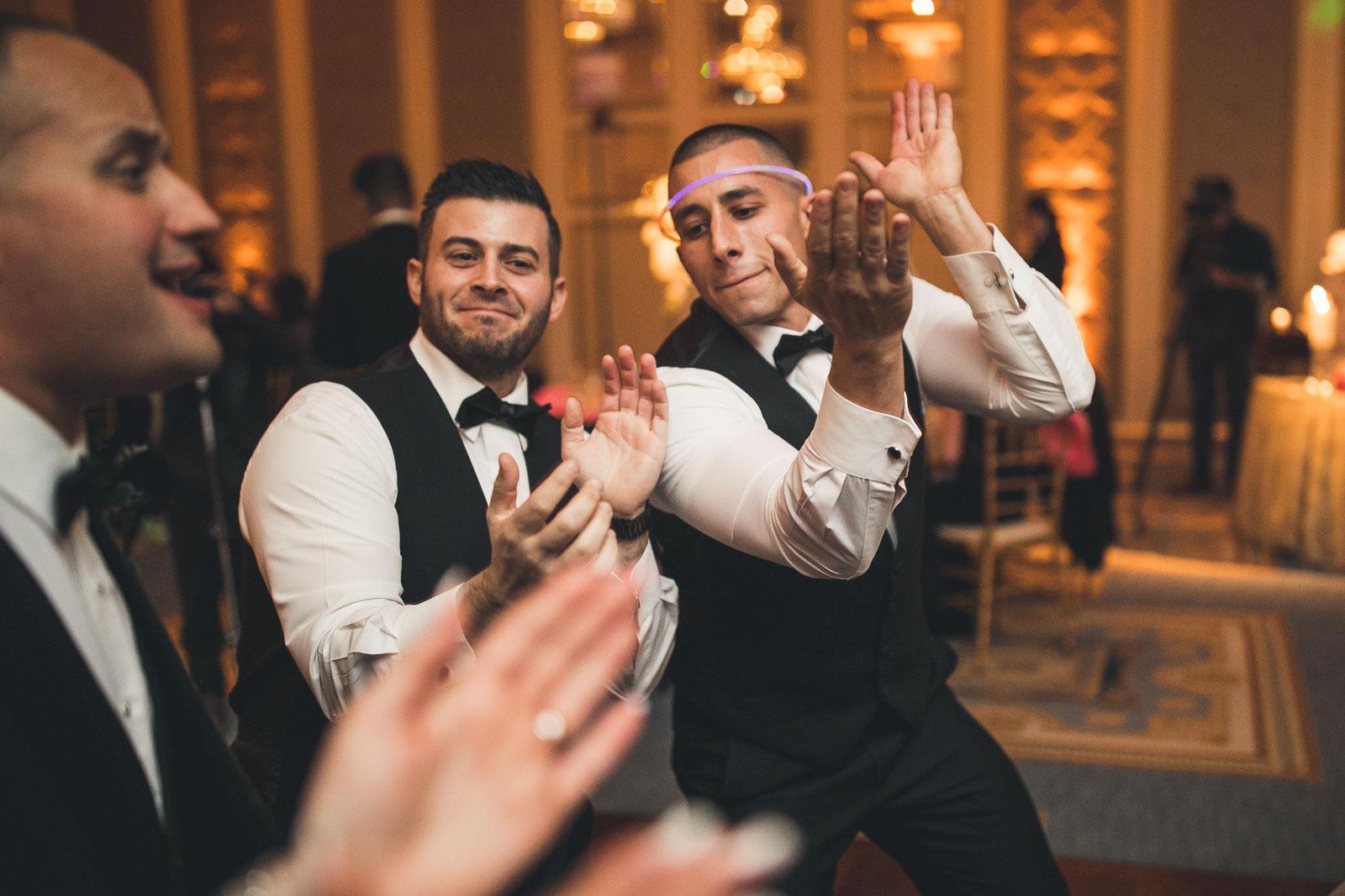 The Grove Wedding Reception