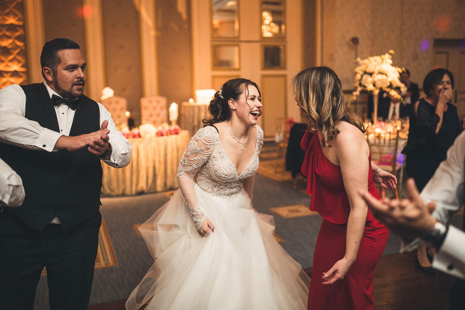 The Grove Bride Laughs Wedding