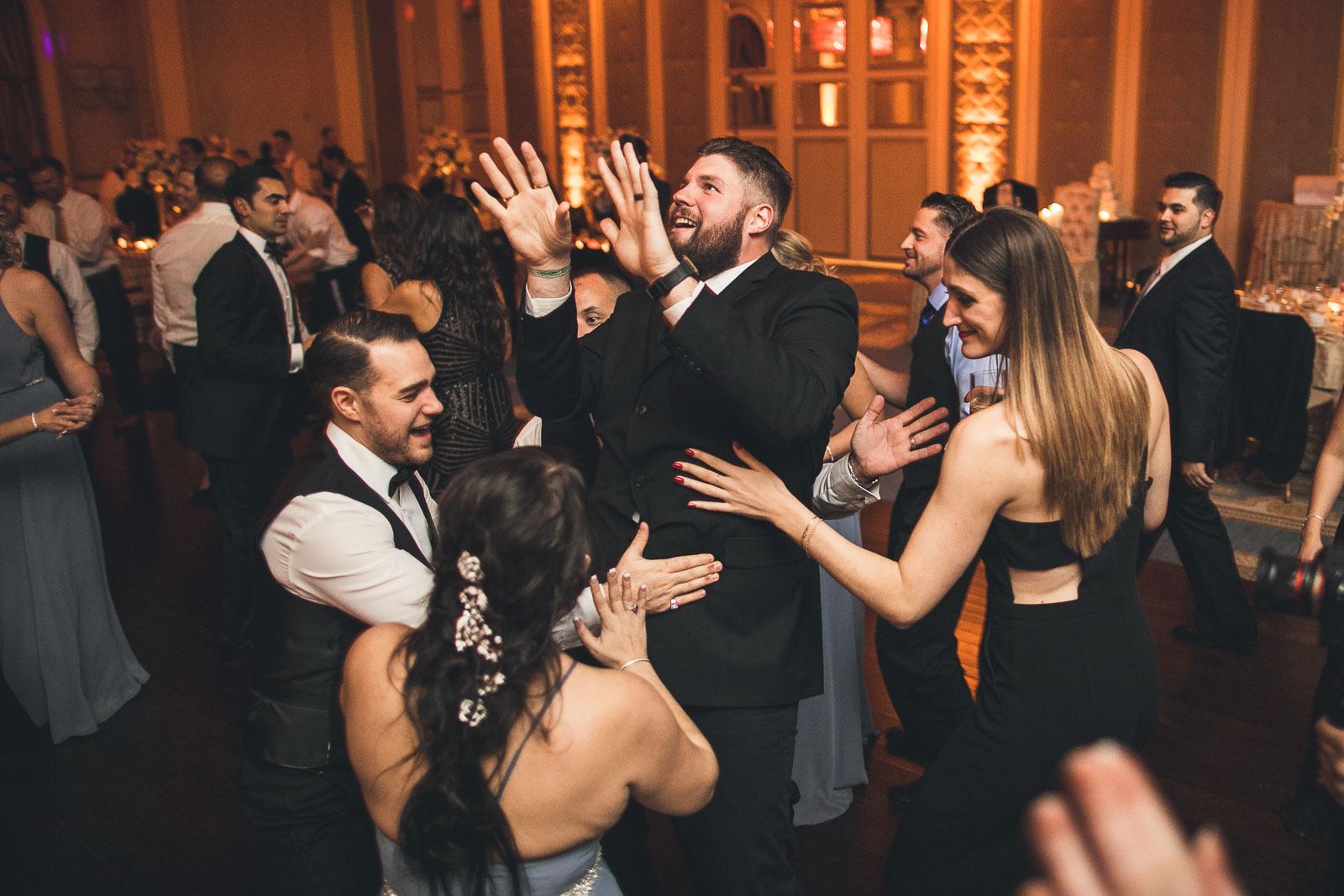 Wedding The Grove Dancing