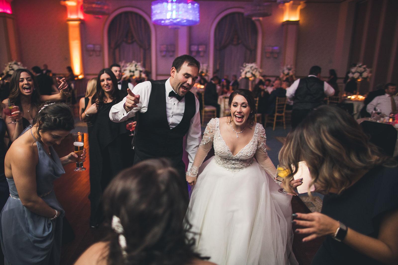 The Grove Singing Wedding