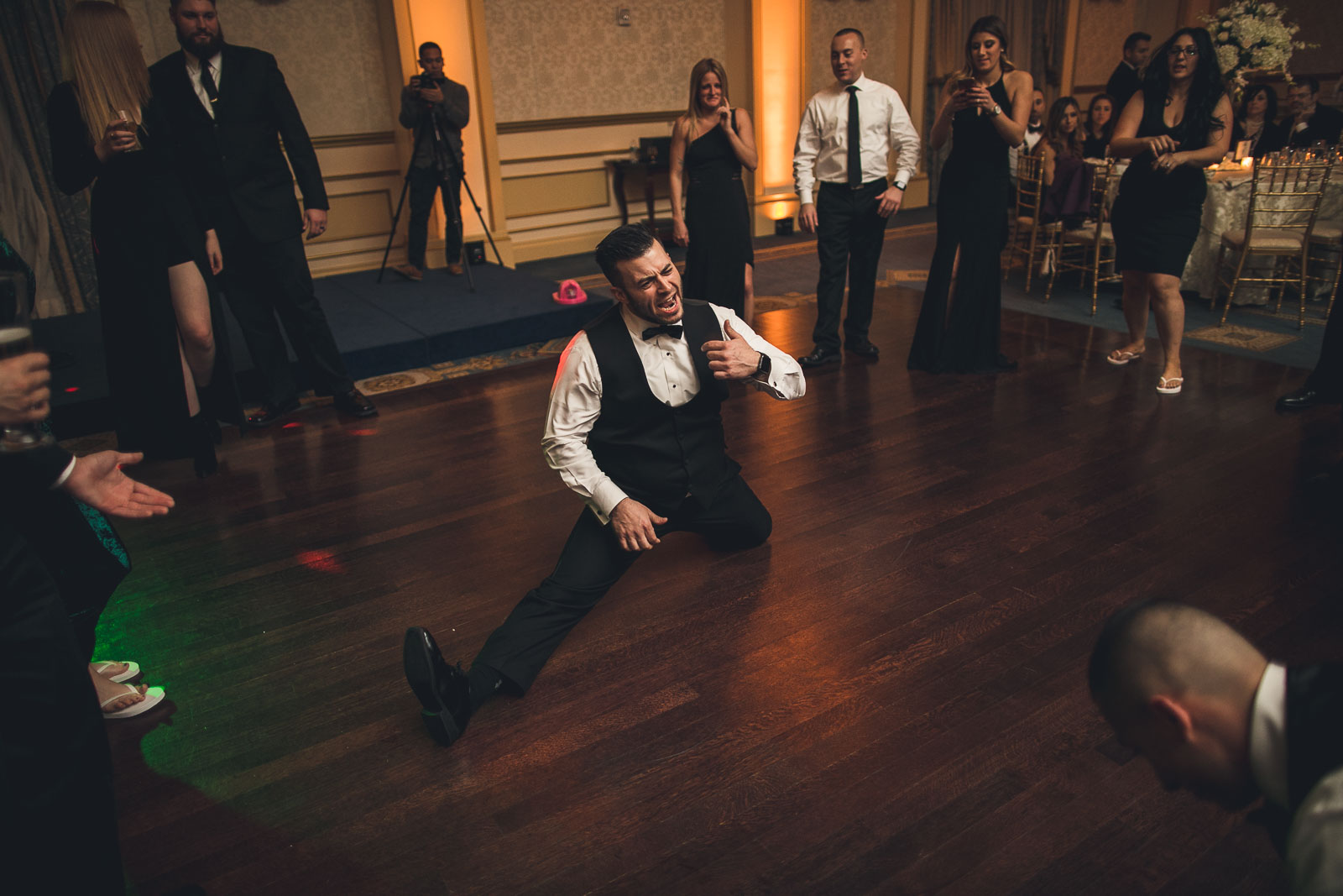 Dance Moves The Grove Wedding