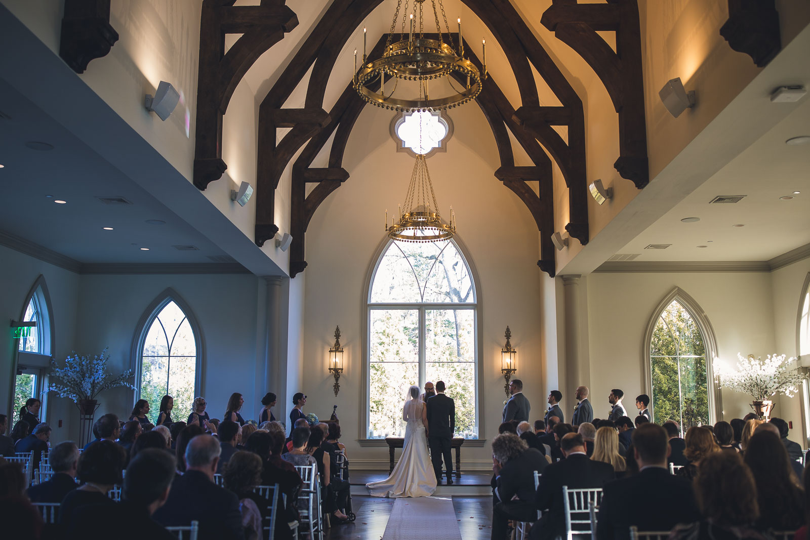 Wedding Ceremony Chapel Park Chateau
