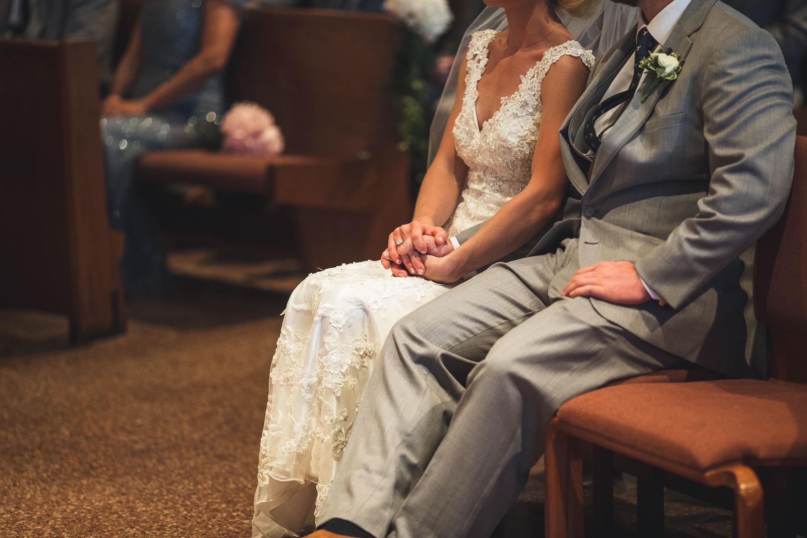 St Joseph's Church Wedding Mendham NJ