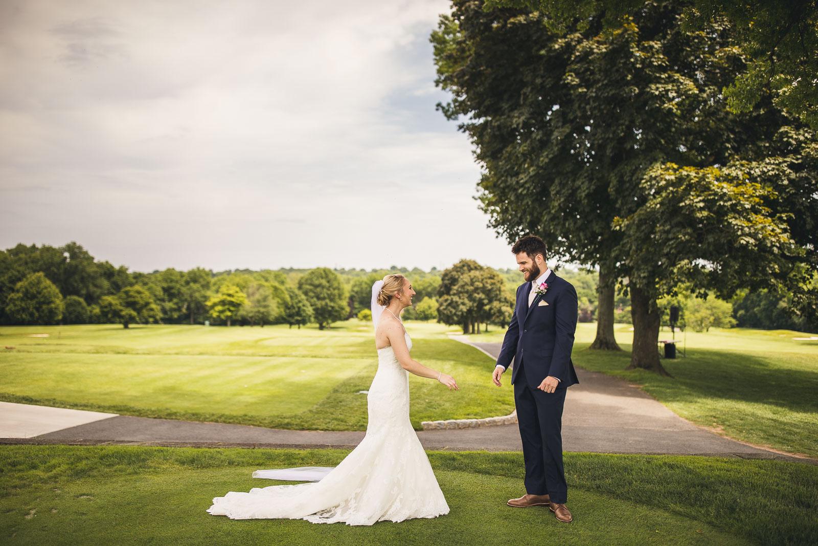 Glen Ridge Country Club Wedding Photography