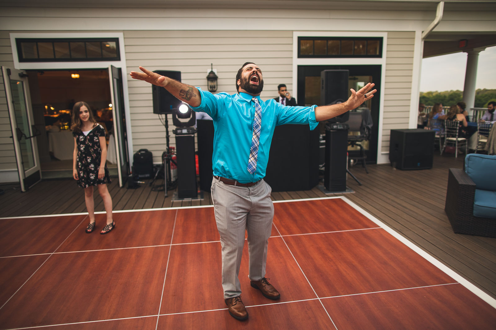 Glen Ridge Country Club Wedding Reception