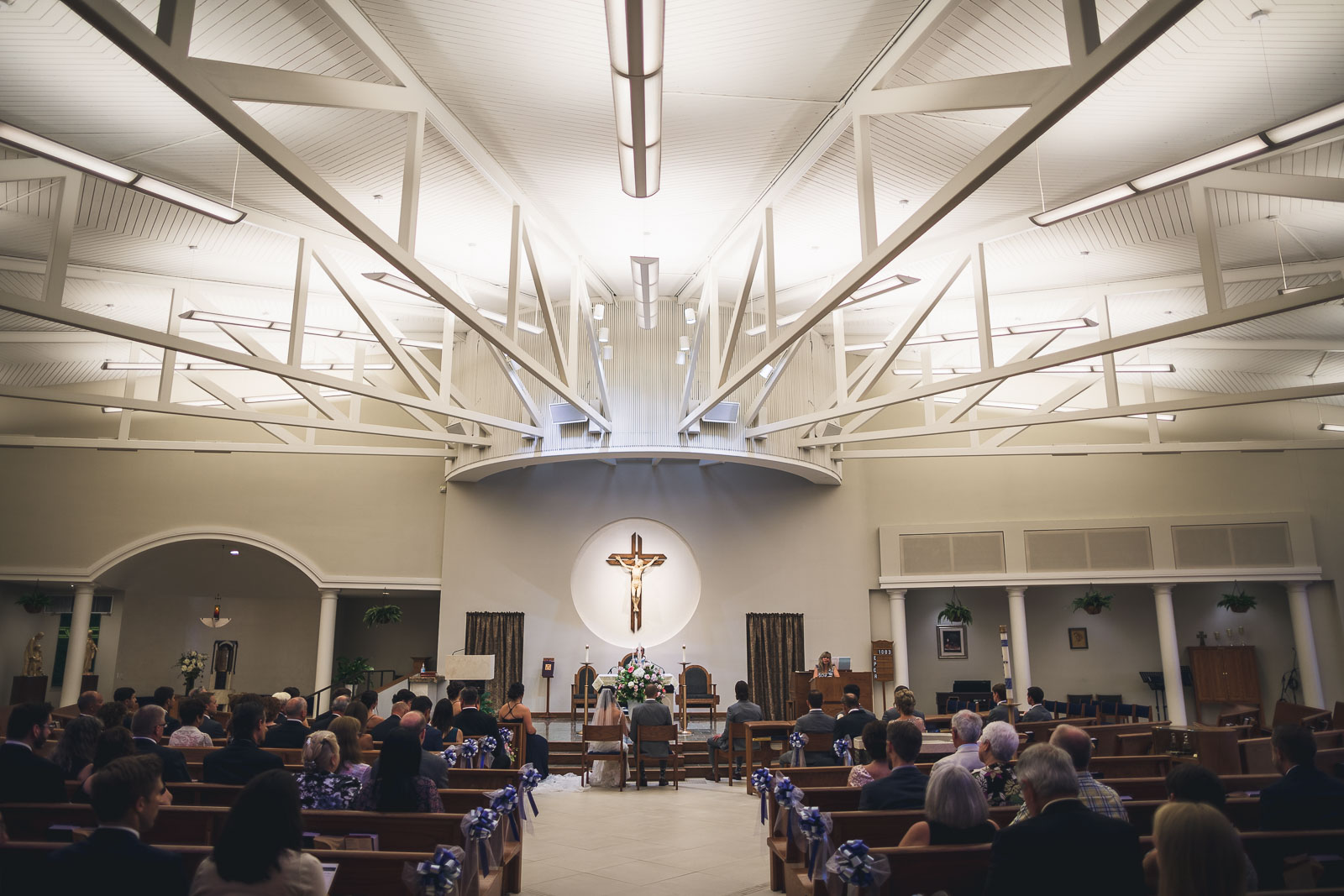 St. Therese Church Wedding Succasunna NJ