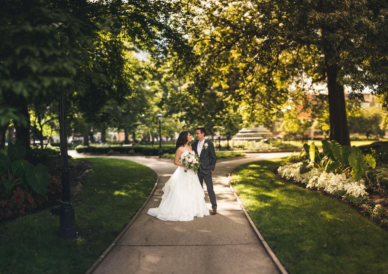 Morristown Green Wedding Photos