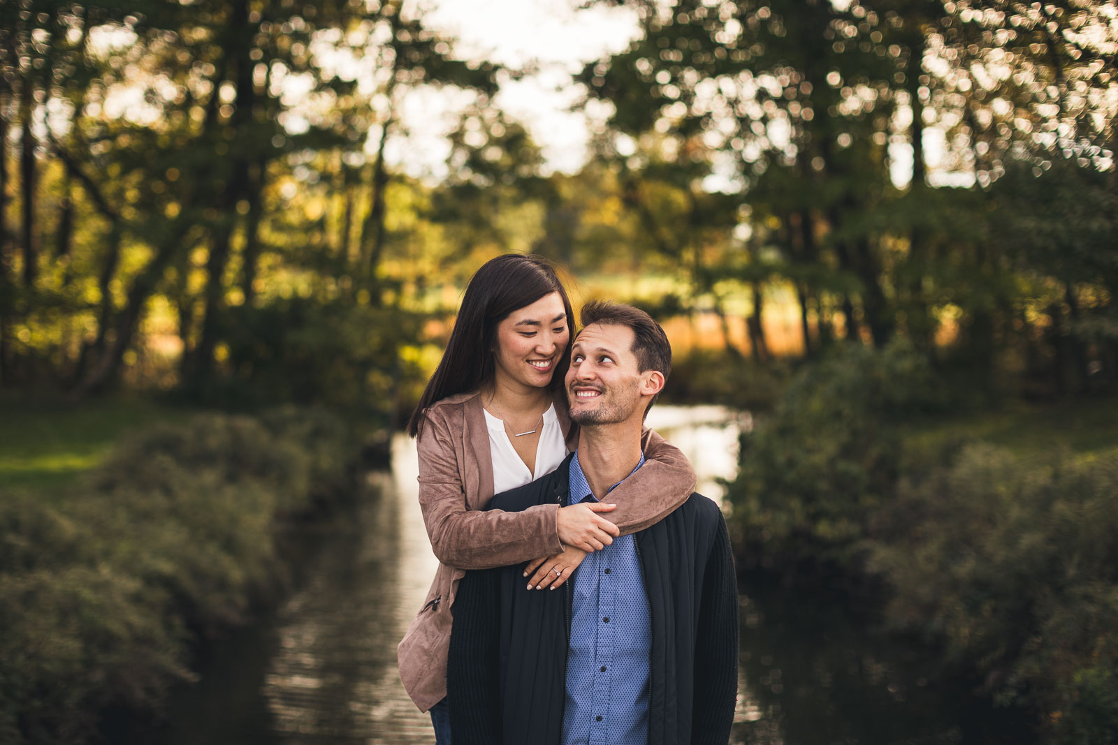 Montclair Engagement Photographer