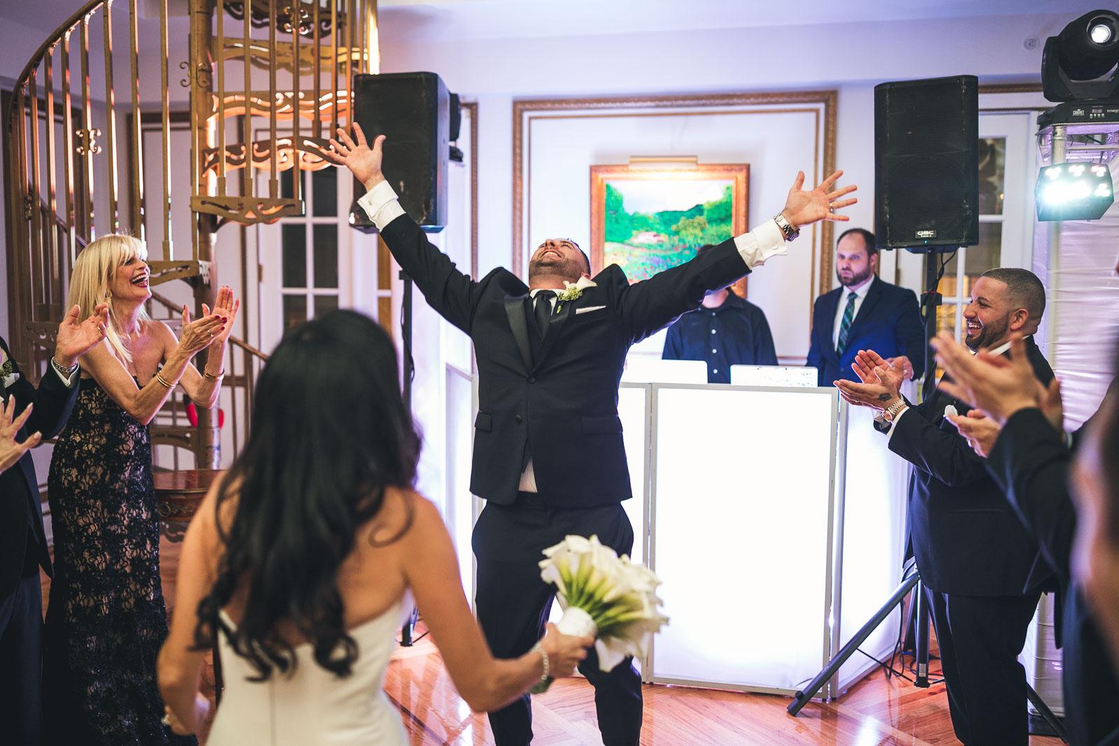 James Ward Mansion Westfield NJ Wedding