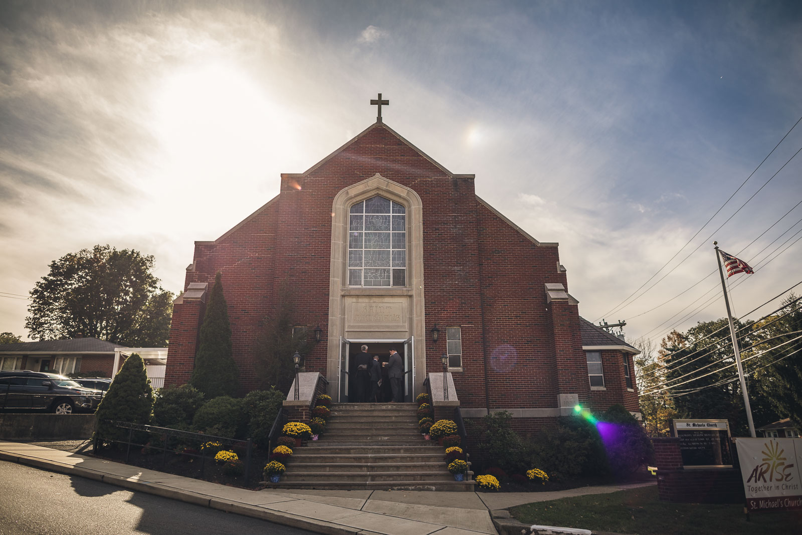 St Michaels Church Netcong New Jersey Wedding