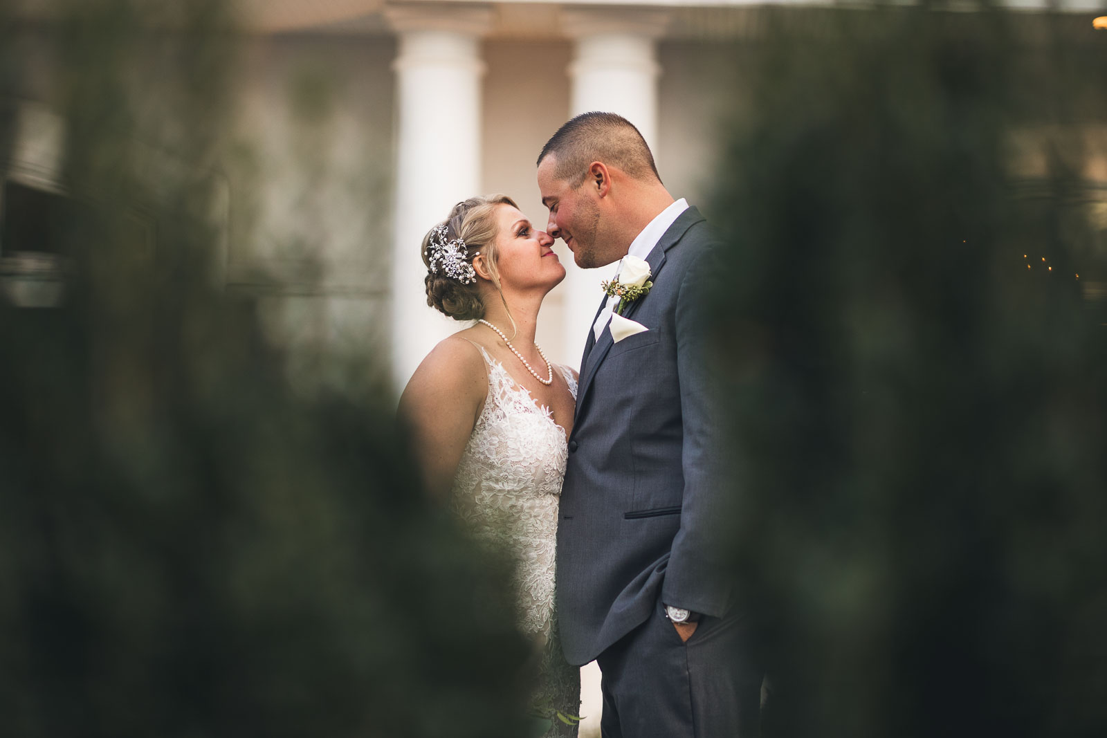 Mansion at Mountain Lakes New Jersey Wedding