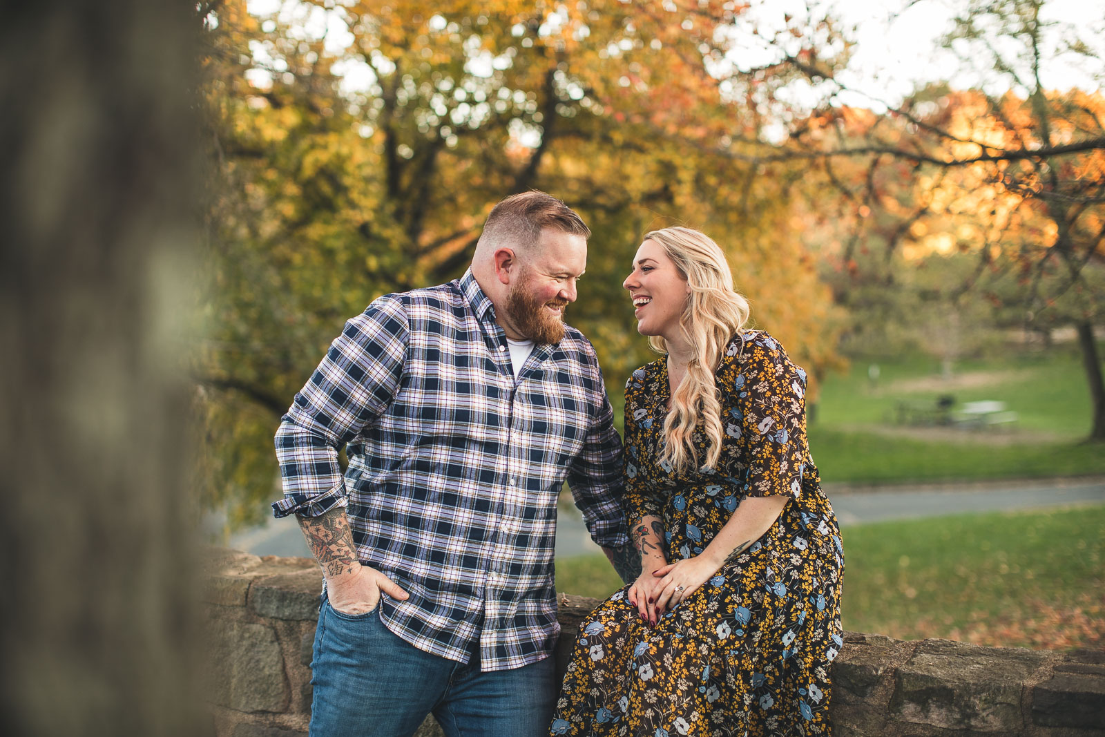 Round Valley Engagement Photography