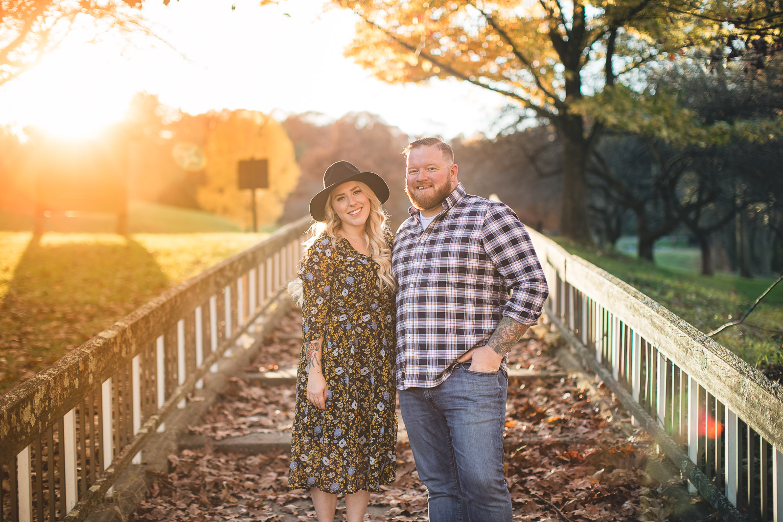 Clinton New Jersey Engagement Photography