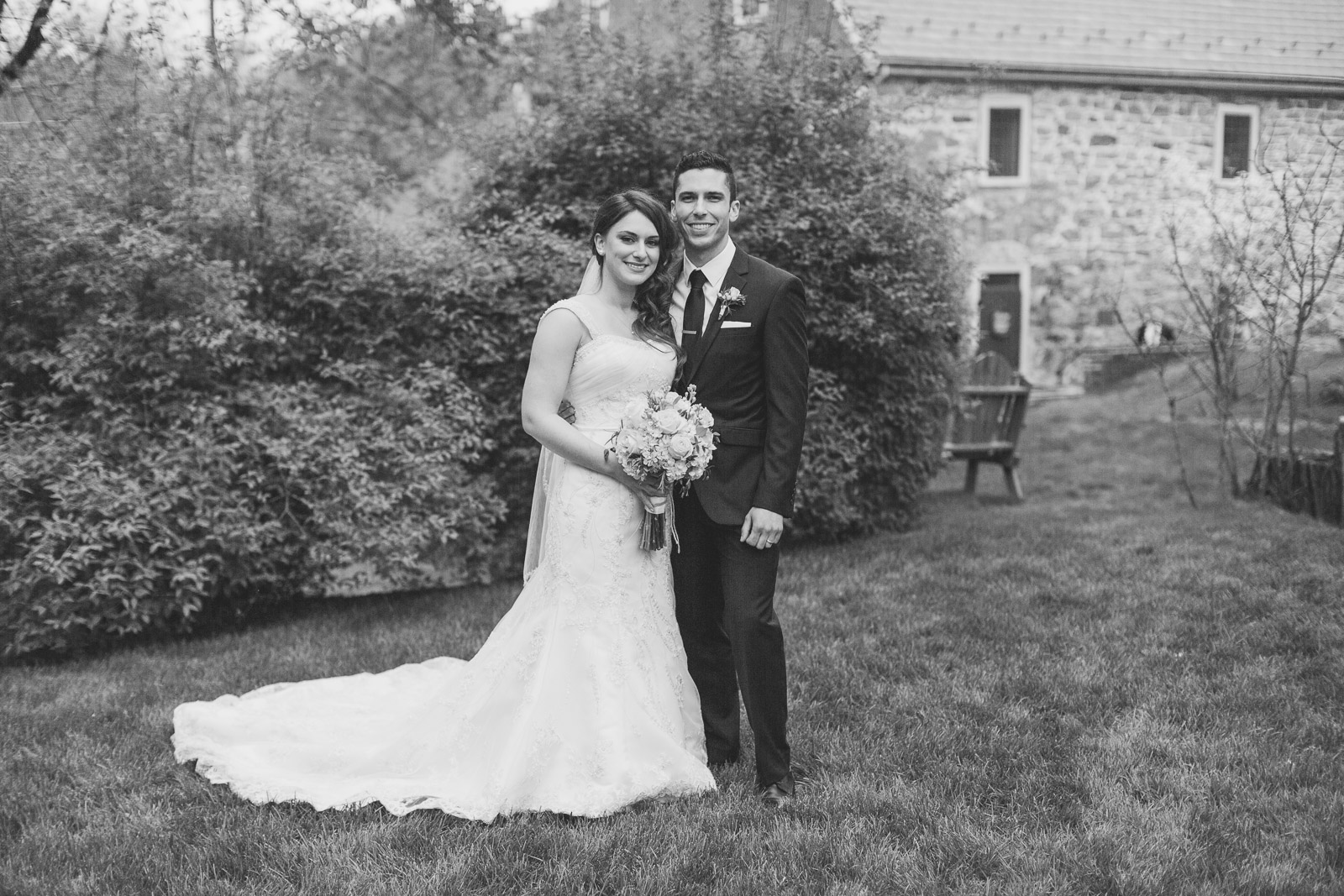 Inn at Millrace Pond Hope New Jersey Wedding