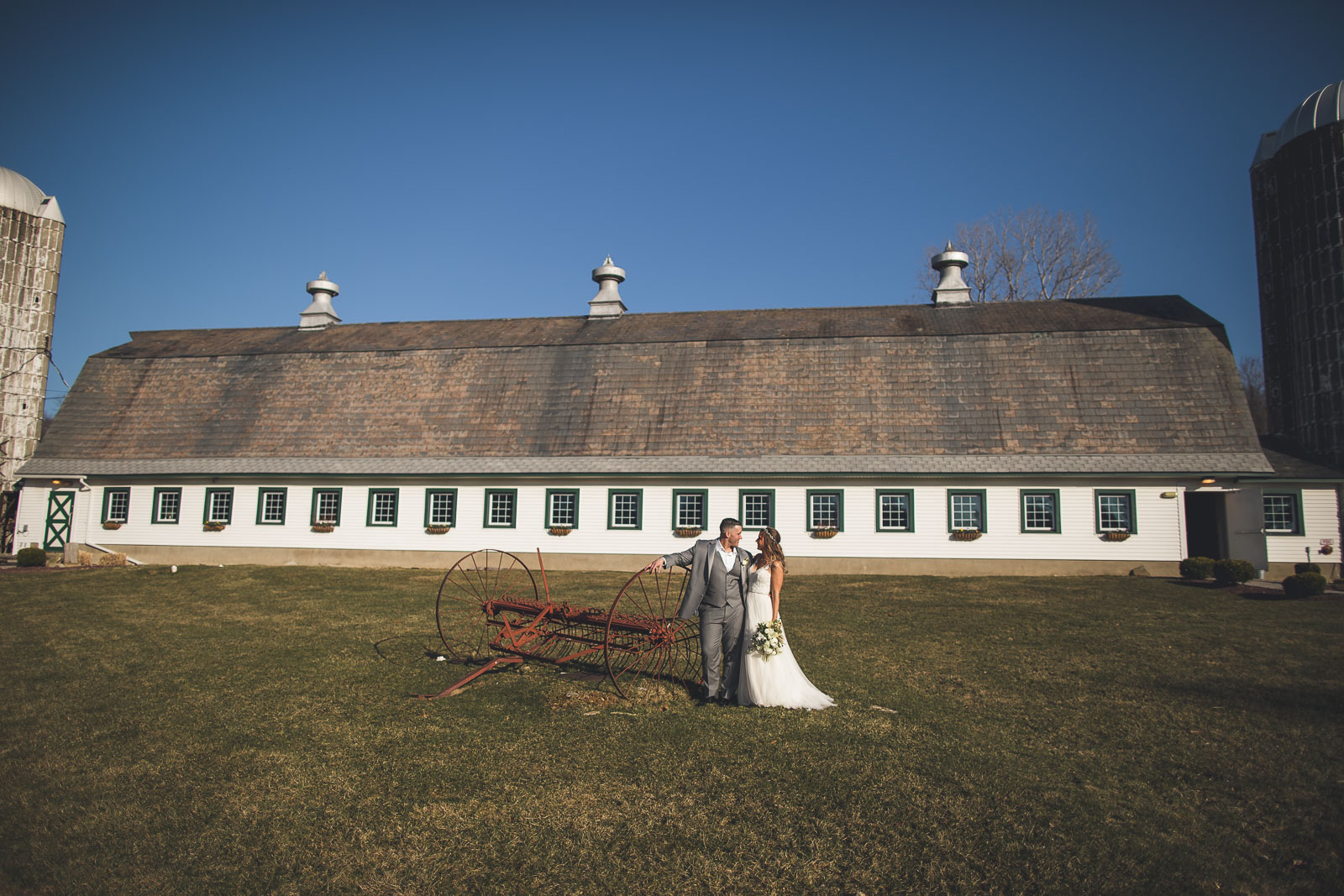 Perona Farms Barn Wedding Photography