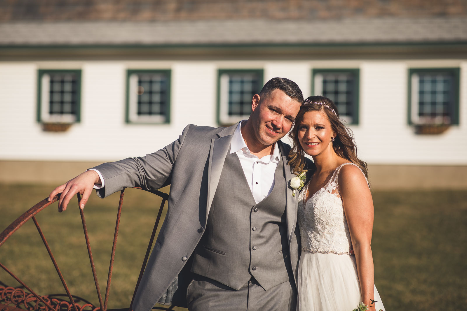 Perona Farms Barn Wedding