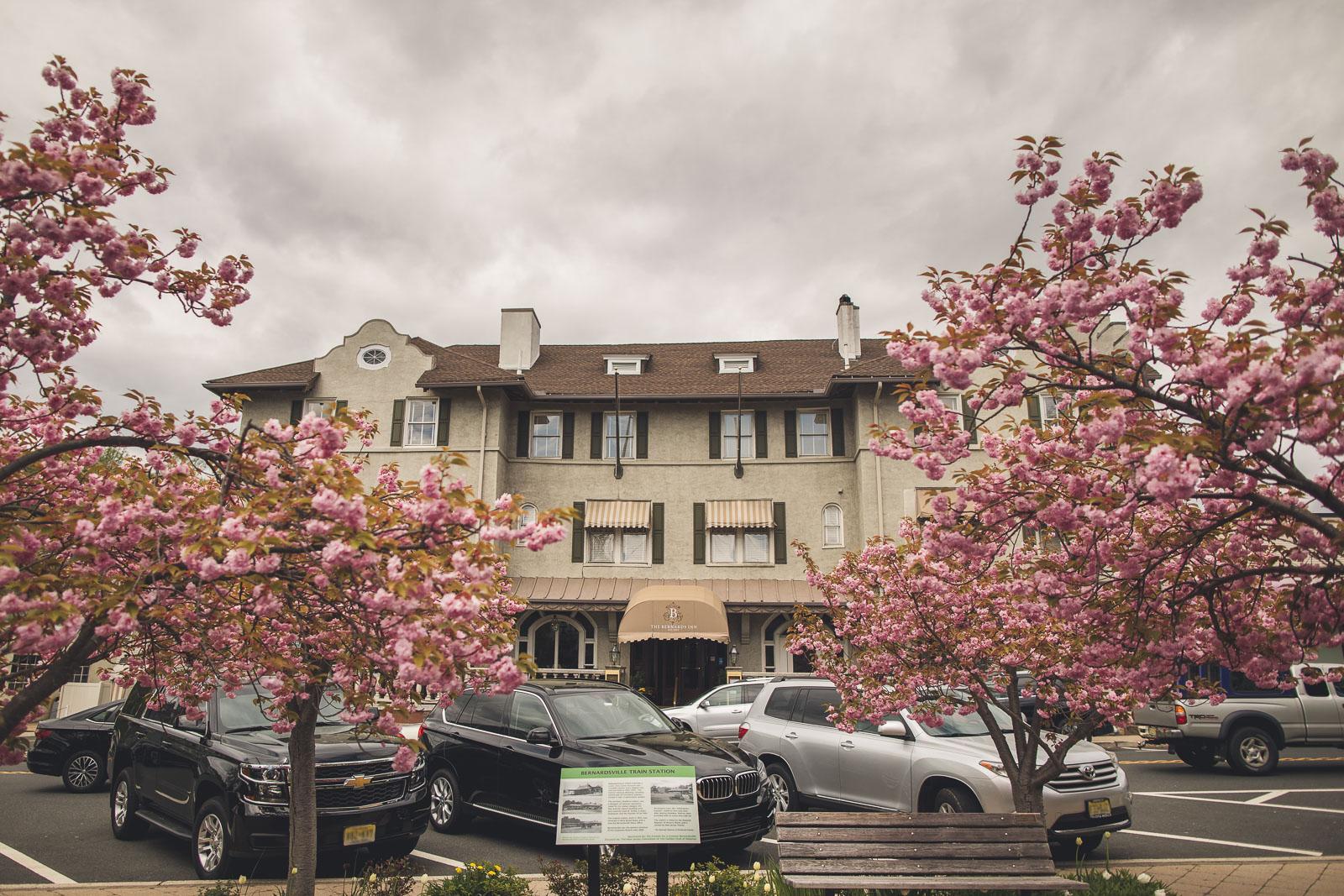 The Bernards Inn Bernardsville New Jersey