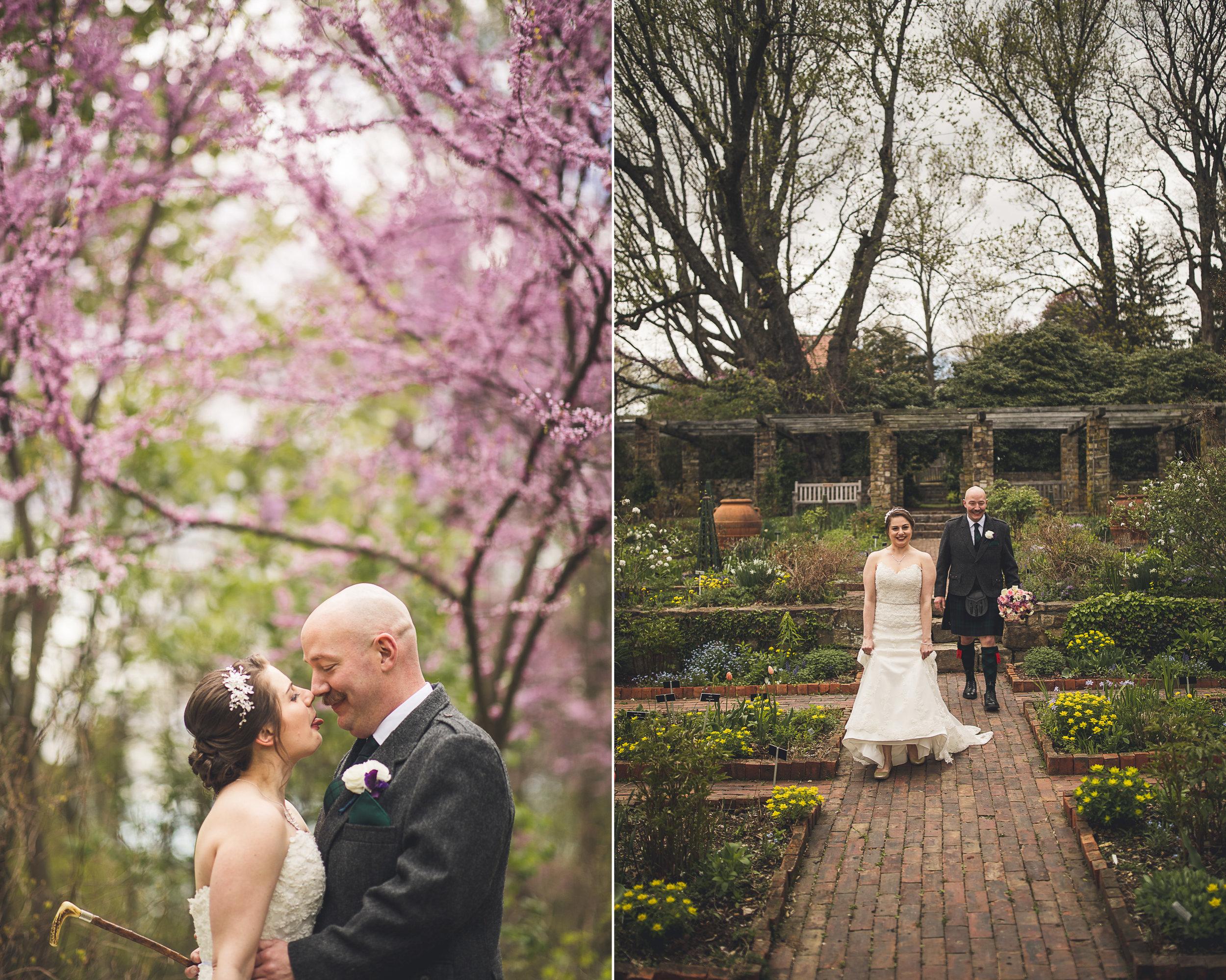 Spring Cross Estate Gardens Morristown NJ