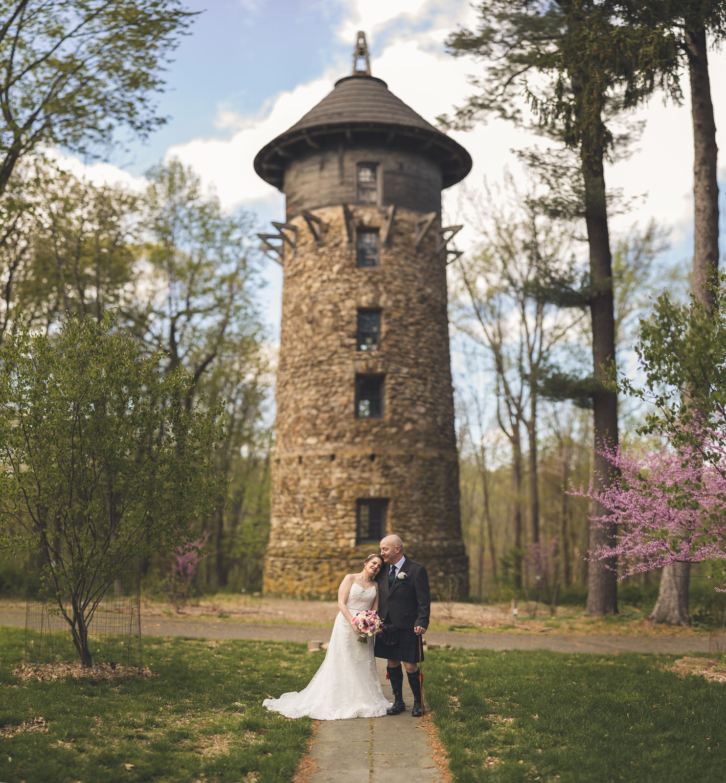Cross Estate Gardens Wedding Photography