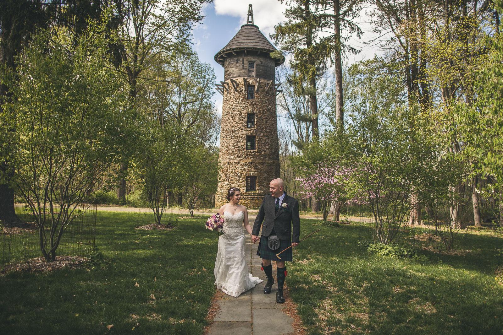 Cross Estate Gardens Wedding Photographer
