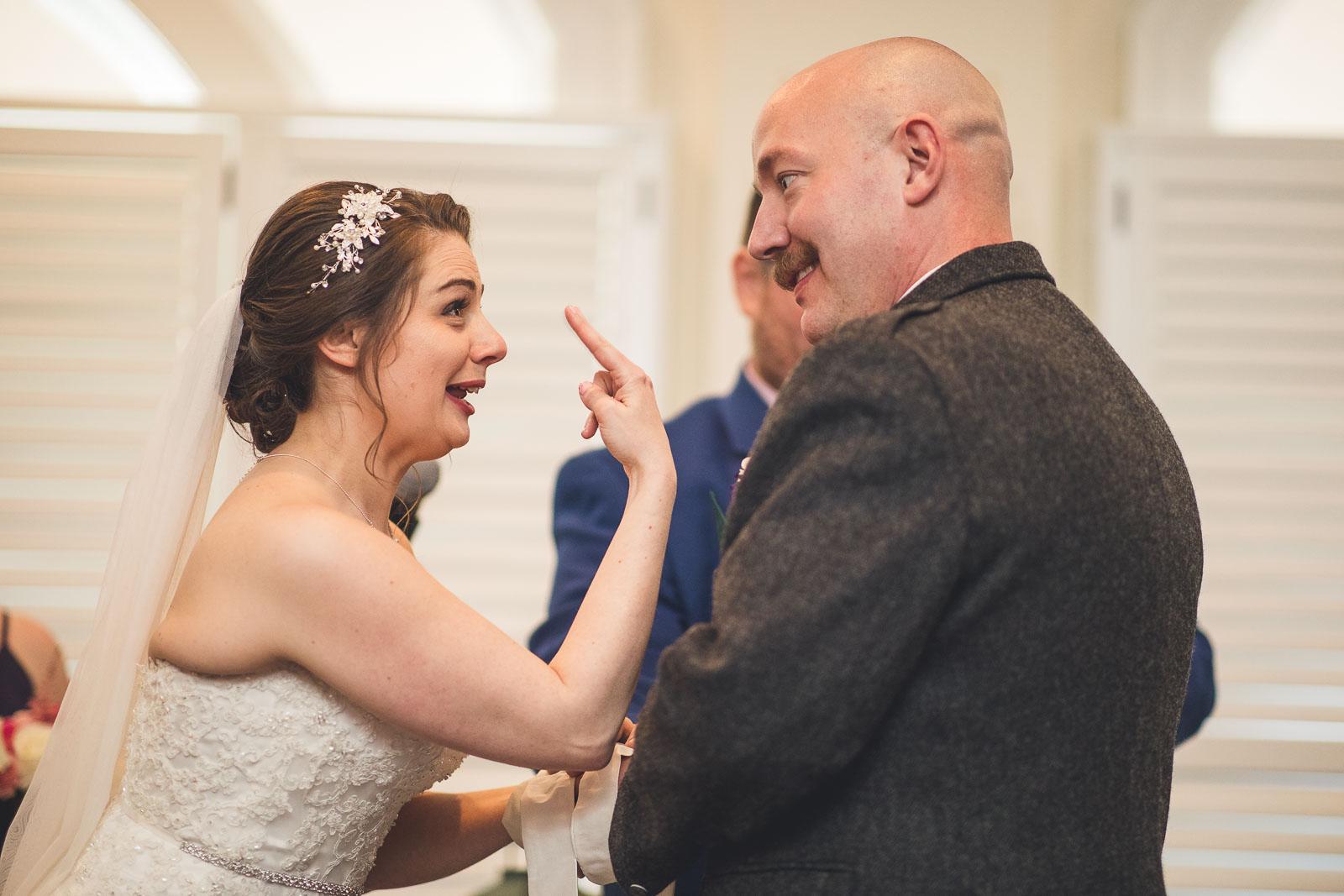 Bernards Inn Wedding Ceremony