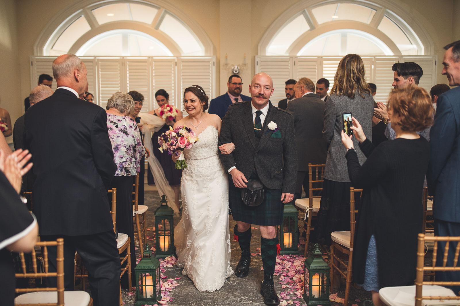 Just Married Bernards Inn
