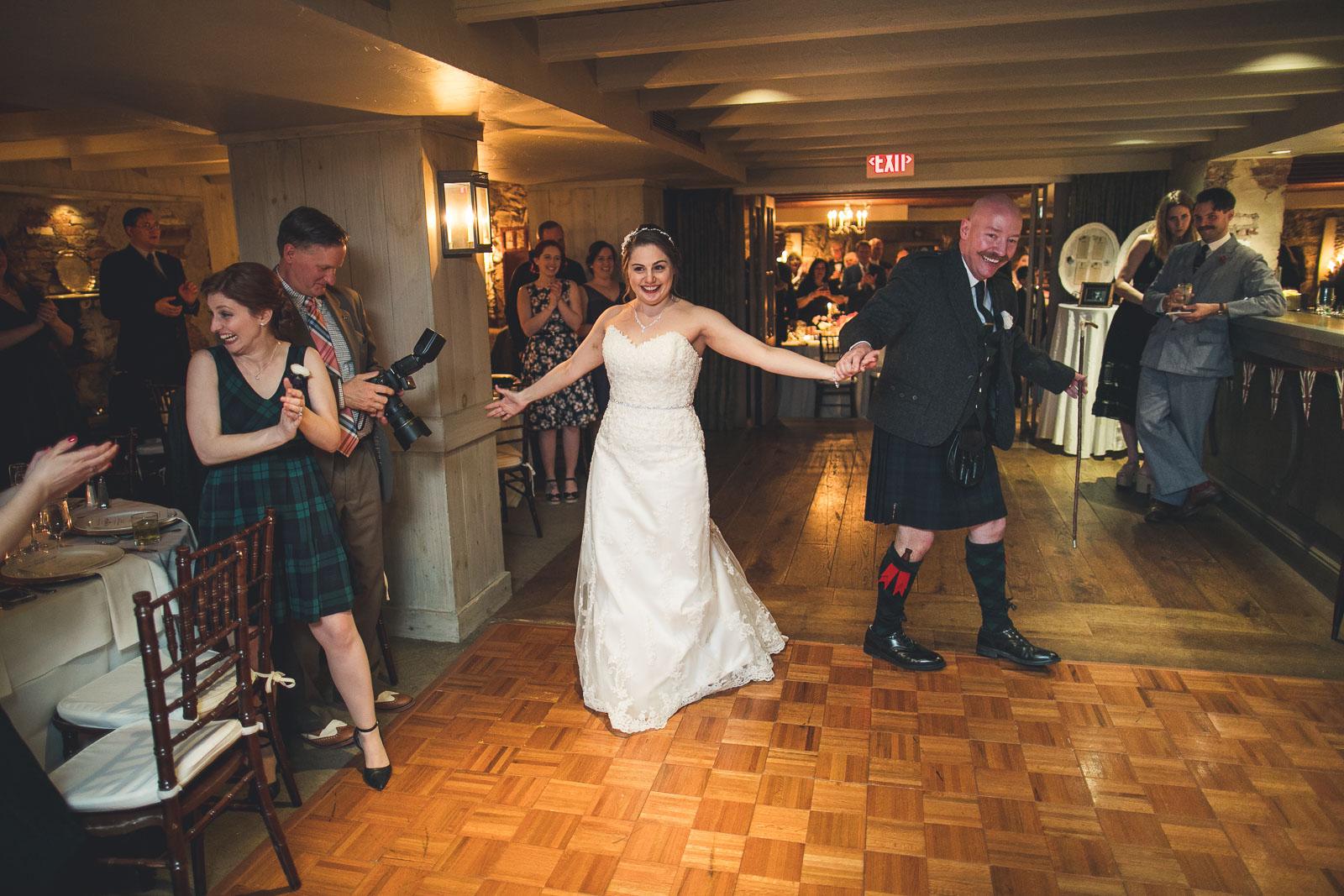 Bernards Inn Wedding Photography