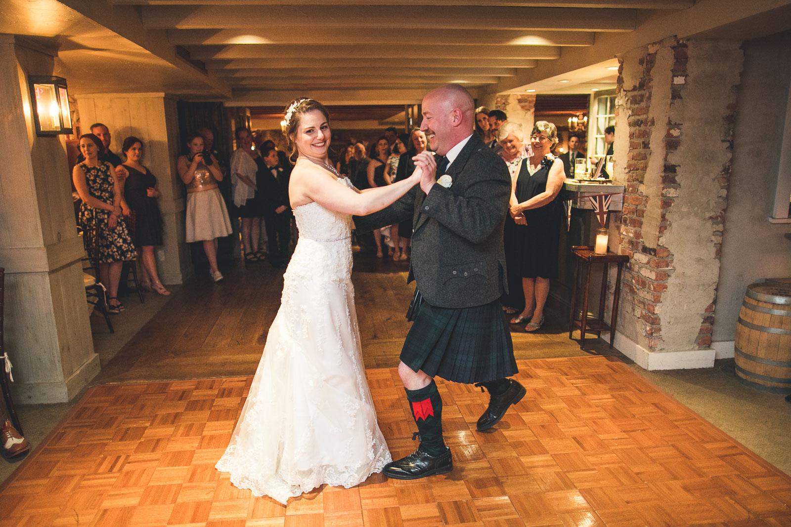First Dance Bernards Inn