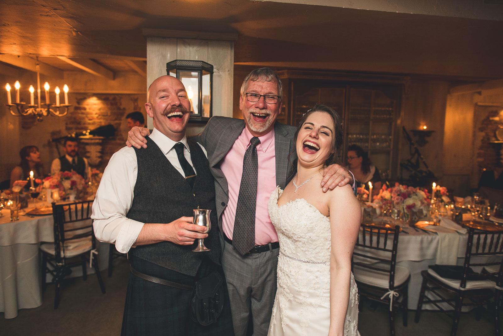 Bernards Inn Wedding Reception