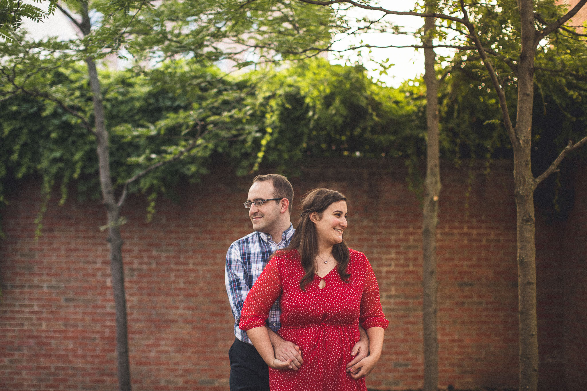 Modern Engagement Photography