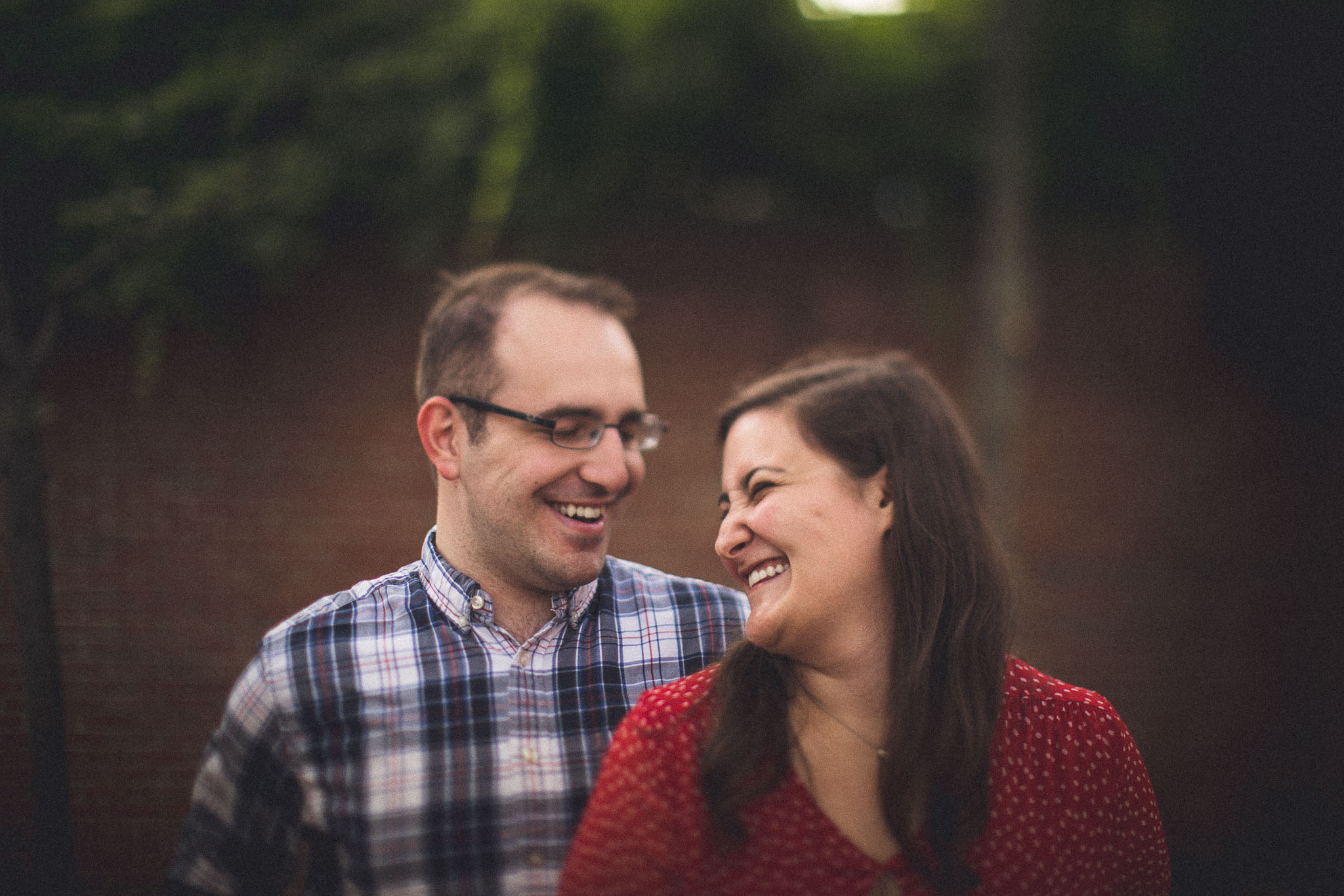 Freelensing Engagement Photo