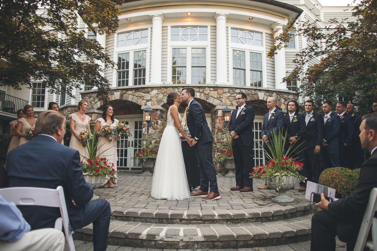 Wedding Ceremony Olde Mill Inn